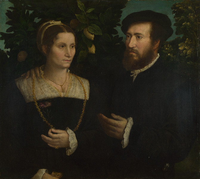 A Man and his Wife