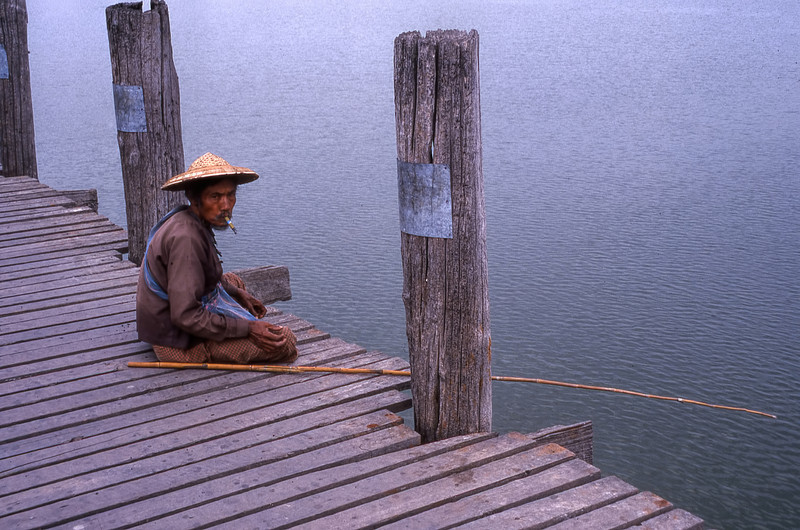 DOWN AND OUT IN MANDALAY - BURMA