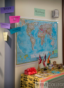Inside the Language Center