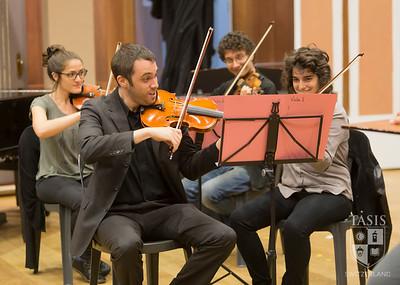 TASIS Spring Arts Festival - ES Conducting Workshop