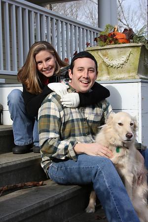 The Egan-Warnick Family