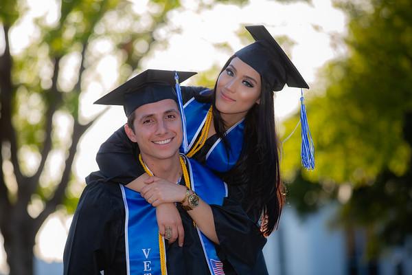 Marisol & Sal's Graduation