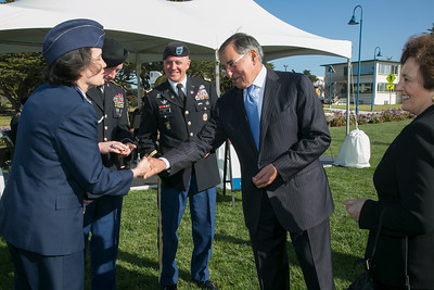 Leon Panetta Welcome Home Event 3-21-13