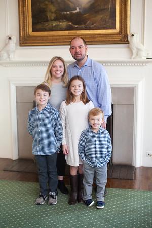 Dana Family Fall 2018