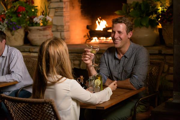 Cafe Cruz –Fireside Dining