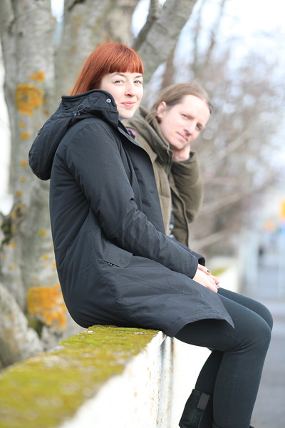 Elena and Oleksil