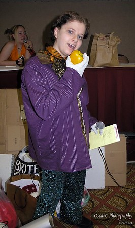 AOD 2005 Iron Cosplay Contest