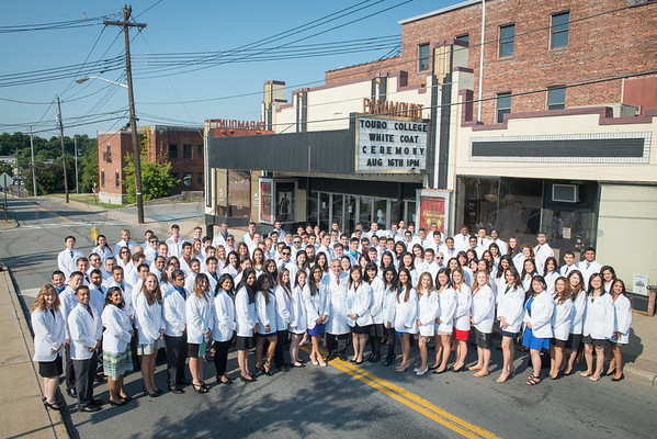 2015 White Coat Ceremony at Middletown NY