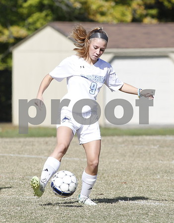Seneca Valley @ Clarksburg Varsity Girls Soccer 2015