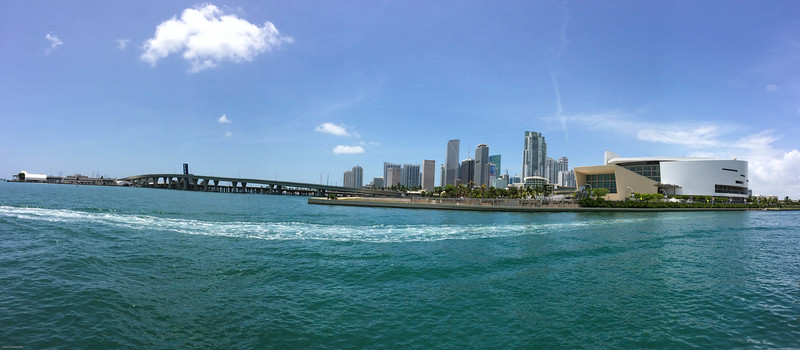 Panorama - Biscayne Bay