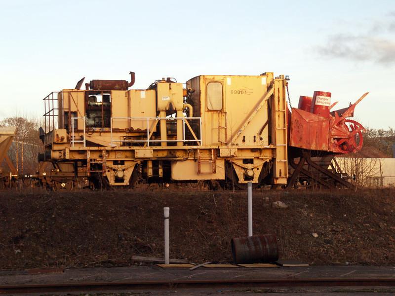 OTP 69001 Perth Yard 08/02/08