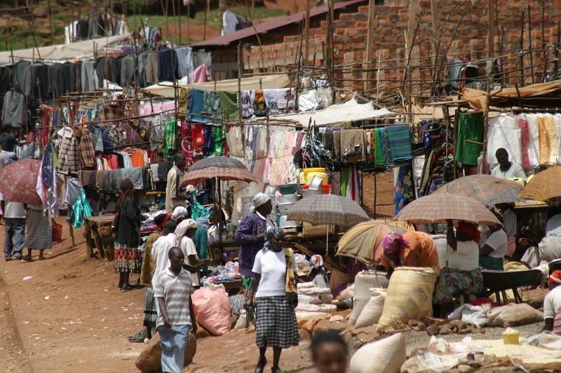 Driving from Nairobi, Kenya to Musoma, Tanzania, November 7, 2005