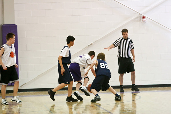 Terry Duncan's Basketball Game 1