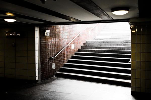 2. Tag U-Bahn