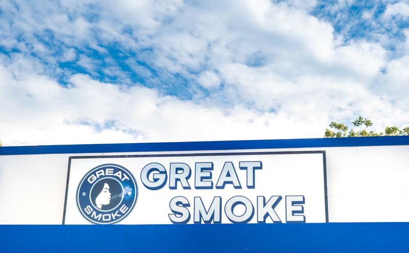 Great Smoke One Year Anniversary