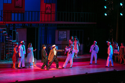 Zoot Suit dress rehearsal photos 9-4-13