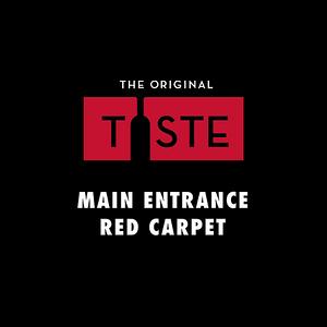 The Original Taste Red Carpet