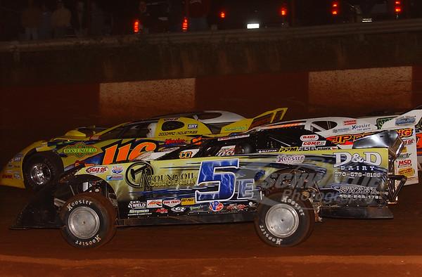 Rome Speedway (GA) 10/7