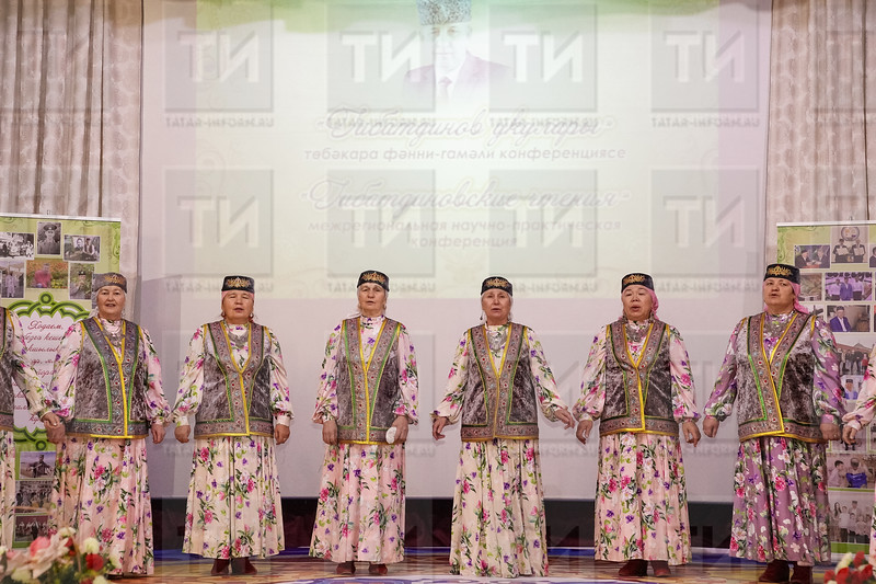 16.12.2020 - Чувашиядә Гыйбатдинов укуларына багышланган концерттан фоторепортаж (Фото Салават Камалетдинов )