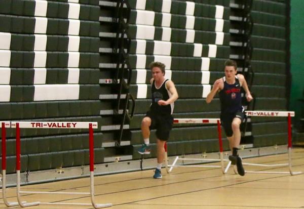 Indoor Track at SCCC 1-16-19