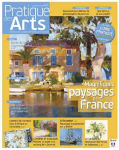 Pratique des Arts, Feature Article