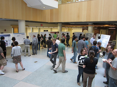 2012 Senior Thesis Poster Session