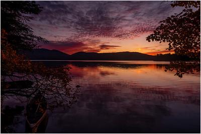 Adirondack Evening Portfolio