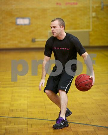 2012 Staff and Student Basketball Game