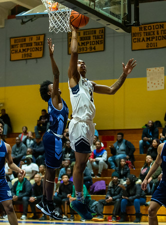 High School Boys Basketball: Potomac vs. Northwestern