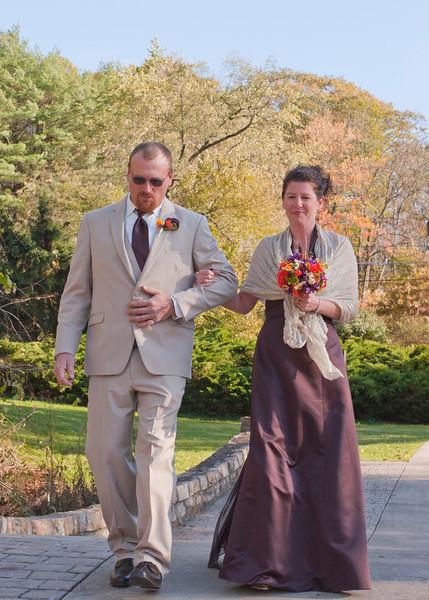 Wedding Procession, Stone Arch Bridge Lewistown, PA img_6030D.jpg