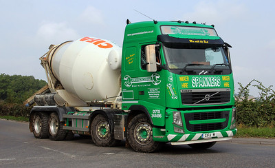 Spanners Mixer Hire
