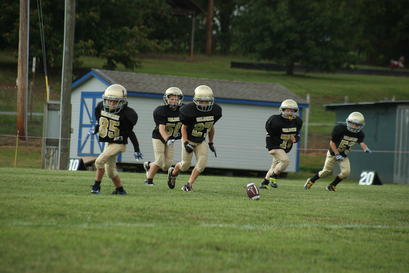 9-11-12 Pee Wee vs Chesterfield