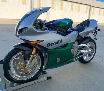 Benelli Tornado Tre 900 Limited Edition #112 on IMA