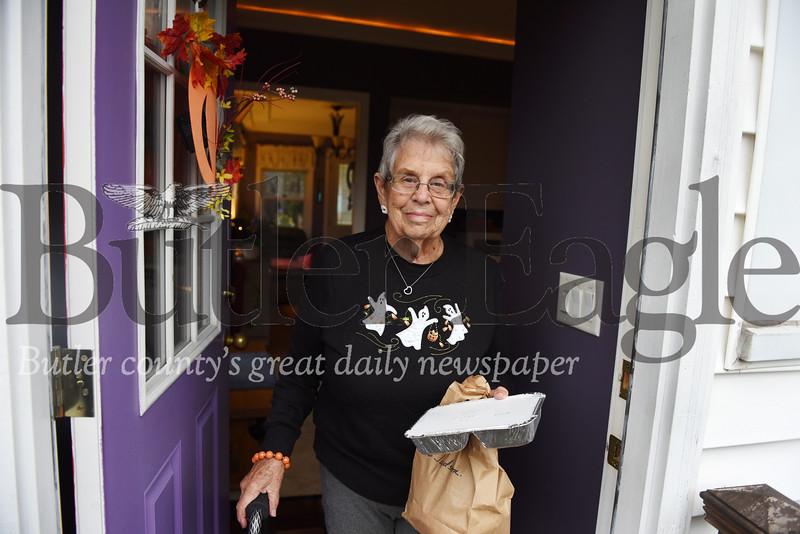 Harold Aughton/Butler Eagle: Betty Judson of Butler