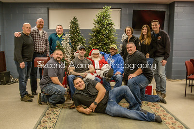 Dwight FD Christmas 2018
