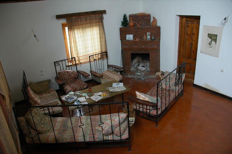 Georgian Living Room - Kakheti, Georgia
