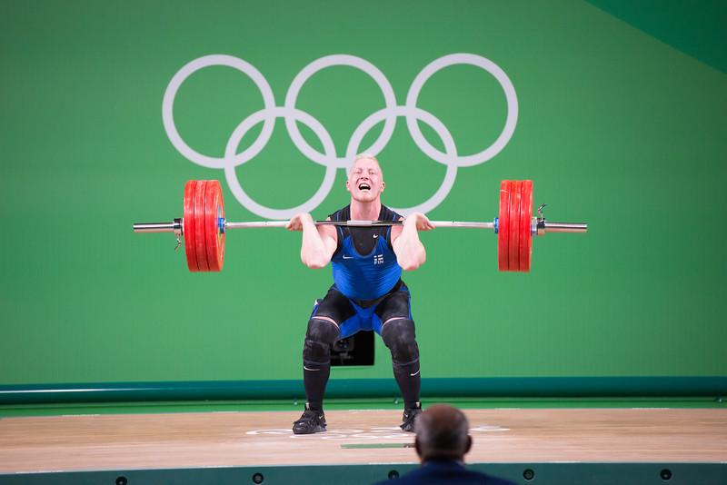 Rio Olympics 12.08.2016 Christian Valtanen D80_5572