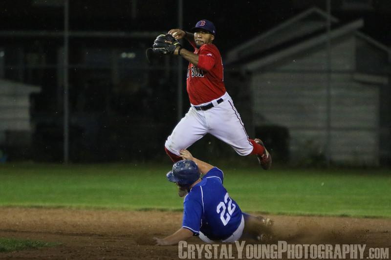 Guelph Royals at Brantford Red Sox June 16, 2017