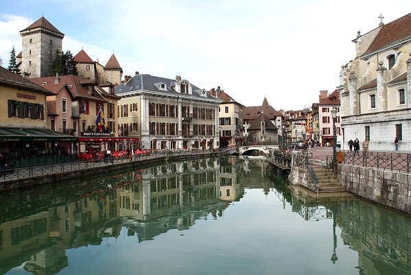 Annecy, France (April 11, 2016)