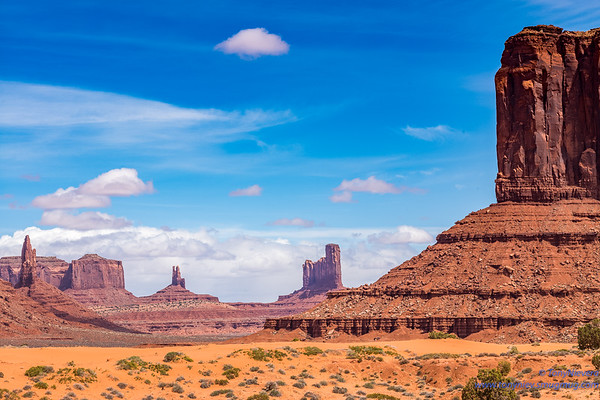 2019 Monument Valley