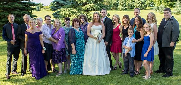 Sleck - Ruthven Wedding