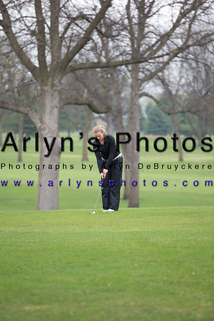Girls Golf 4-19-16