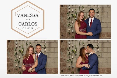 Vanessa & Carlos Wedding