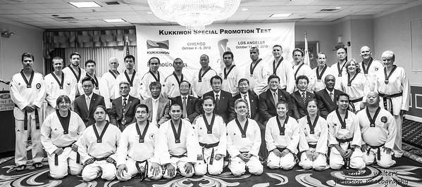 Kukkiwon-Special- Promotion-Test-2013