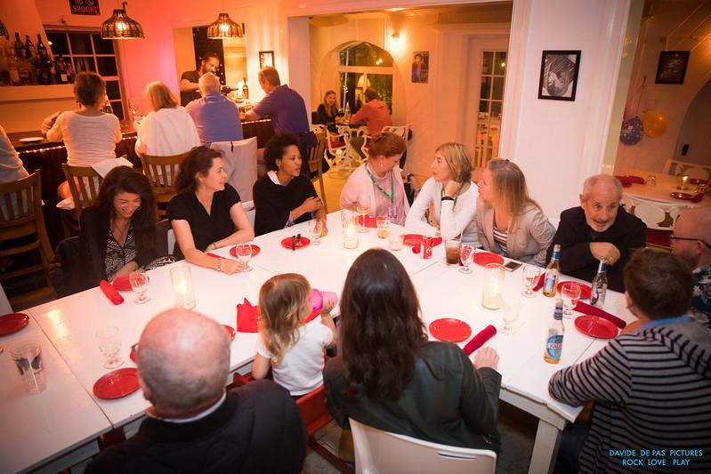 CLOSING DINNER - HARBOUR ISLAND