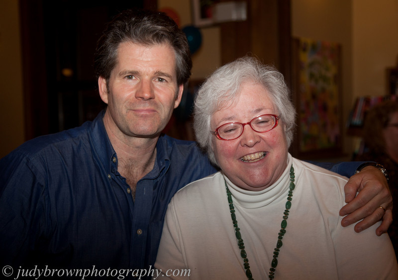 Bacon Library - Andre Dubus Book Signing