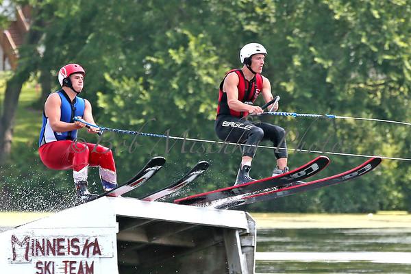 07/04/17 Minneiska Water Ski Show Team