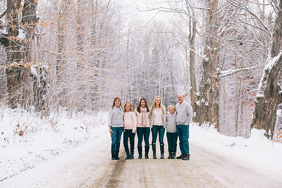 The MacPhaille family travelled to Stowe from New Orleans and booked their holiday family portraits with me this afternoon. We toured around the hills of Stowe and couldn't have had a prettier afternoon for their session. If you are in need of holiday family portraits there is no better time than right now to book a session!