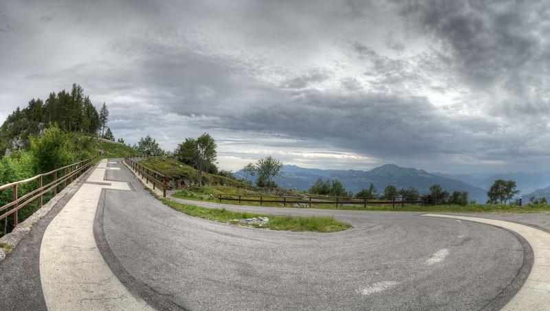 Trincerone - Monte Zugna, Rovereto, Trento, Italy - July 20, 2014