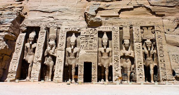 Abu Simbel 2011